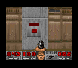 Doom - Misc  - exit switch - User Screenshot